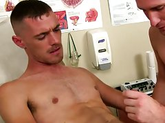 Free big cocknon cumshot picture gallery and college men getting physical exam