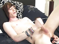 Sean Taylor Interview Solo Video simulated 3d nude young boys at Homo EMO!