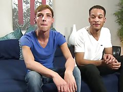 Video young nudes boys blowjob and cum in twinks tongue