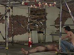 Denver gay bondage and gay male escort bondage - Boy Napped!