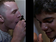 Cute boy blowjob by gay and gay teen blowjobs and cumshots
