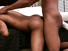 Darius and Daddy fuck, suck, poke, jack off and rim their way to a mutual climax gay black chat website