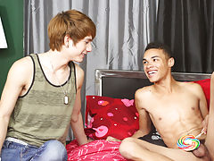 Gay twink trailers and his first gay sex ty