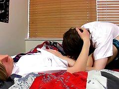 Men and teen boys naked at Homo EMO!