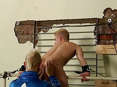Gay tape bondage and male submissive bondage - Boy Napped!