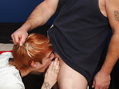 If u want to watch a fine chap like Preston give it up to a gruff, coarse old daddy, then this is definitely the scene for you gay anal pics for free