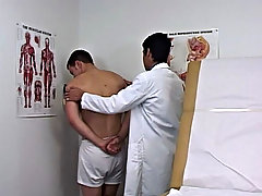 I then reach around and examined him wang one time once more for any fluids oozing from his cock