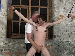 Gay male bondage bdsm and sex bondage male...