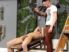 Slow long gay blowjob and gay boys blowjob - Boy Napped!