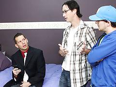 Guys fucking emo and fake photos of celebs gay fucking at My Gay Boss