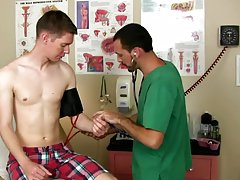 Nude college males in bed together and high athletic twinks