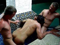 Cute gay toy fuck and bodybuilding with masturbation photos free - Jizz Addiction!