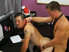 Hot anal men and methods of anal intercourse among men at My Gay Boss