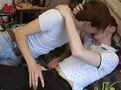 Gay men fucking cucumber at EuroCreme