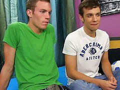 Gay twinks stripping and first time gay...