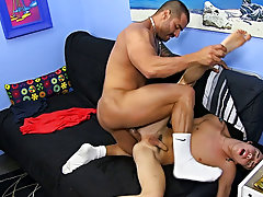 Naked men with red pubes and videos of boys with soft uncut dicks at Bang Me Sugar Daddy