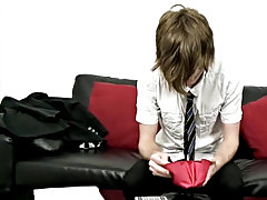 Tyler is one hawt emo and this guy looks even more youthful in his shirt and tie gay teen male boy at Homo EMO!