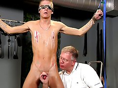 Male piercing fetish - Boy Napped!