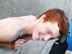 Cute skinny hairless gay boys and irish...