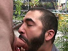 Teen boy gay video outdoor