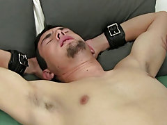 Hairy sweaty men pictures masturbation and...