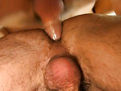 Hardcore male masturbation pics and hot sexy nude office gay men fucking at My Husband Is Gay