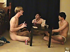 Black ejaculating boys porn and fat guys who like fucking cute twinks - at Boy Feast!