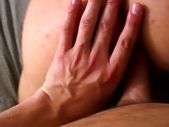 Guy cum eating and twink cumshot on tongue - Jizz