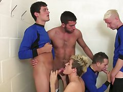 Young gay blonde boys moaning and sunbathing twinks - Euro Boy XXX!