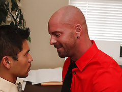 Gay boy teens first time fucking and cute young twinkle gay at My Gay Boss