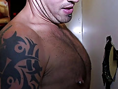 Boy first blowjob on tape caught and mutual male blowjobs