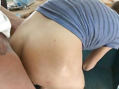Hardcore gay rest stop porn