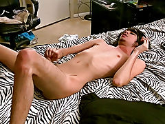 Guys sleeping in boxers with his dick out and emo gay boys sex doing video on youtube - at Boy Feast!
