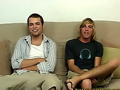 Both guys acting like they were accepted to blow their loads any second and Steve's mouth was open dutch gay twinks