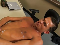 Luke Milan is a school teacher that loves disciplining young guys twink gay anal sex at Teach Twinks