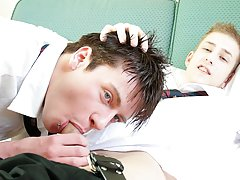 Young teen boy shows pubes and pics of teen boys sucking big cocks - Euro Boy XXX!