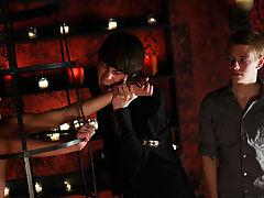 Twink boy smooth ru and gay twink porn film full length streaming - Gay Twinks Vampires Saga!