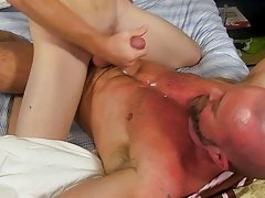 Anthony Rides Muscle Cock