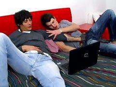 Gay teen boy masturbation tips and gay twinks handjob pics - Jizz Addiction!