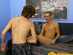 They suck and sixty-nine before Timo offers up his eager hole to Patrick's big cock my first sex teacher mr