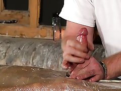 Gay bondage twink fisting and college and male mutual masturbation techniques - Boy Napped!