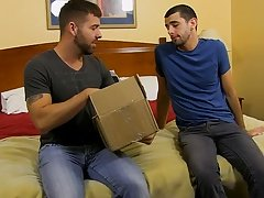 Jake Steel discovers his married neighbor, Preston Steel, has a definite thing for chaps when the mailman mixes up his gay porn delivery
