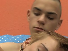 Cute twink tongue kissing image and videos of cute asian twinks fucking and kissing at Boy Crush!