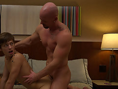Gay latin men fucking and nude smooth emo twinks bent over butt fucking at I'm Your Boy Toy