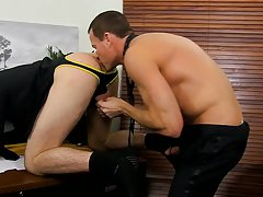 Sweet cute young sex video and guys fucking guys close up pics at My Gay Boss