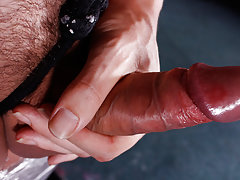 Male masturbation position video and boy...