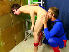 Teen boy masturbation fre at Boy Crush!