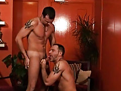 These on heat men love sex, and do it anywhere and at any time, loving the feel of their determinedly bodies pressed against each other gay bear rimmi