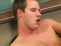 Twink in boy shorts porn and black gay twink crying with dick in ass at Teach Twinks