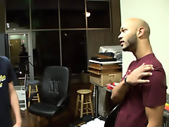 Video gay interracial amateur and young...